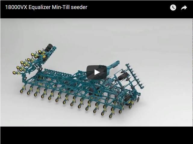 18000VX Equalizer Min Till Seeder | Equalizer.co.za
