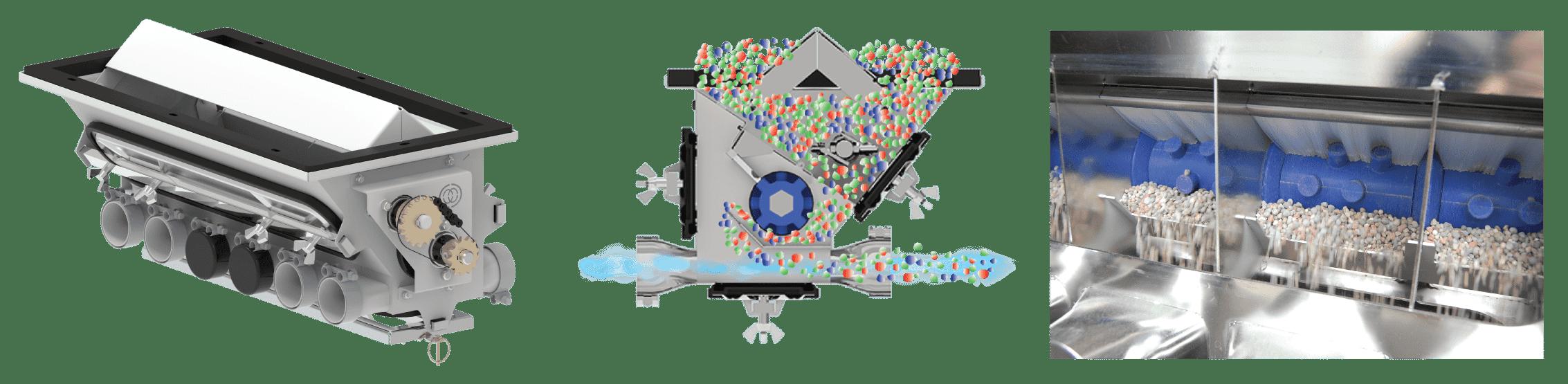 Air distribution technology
