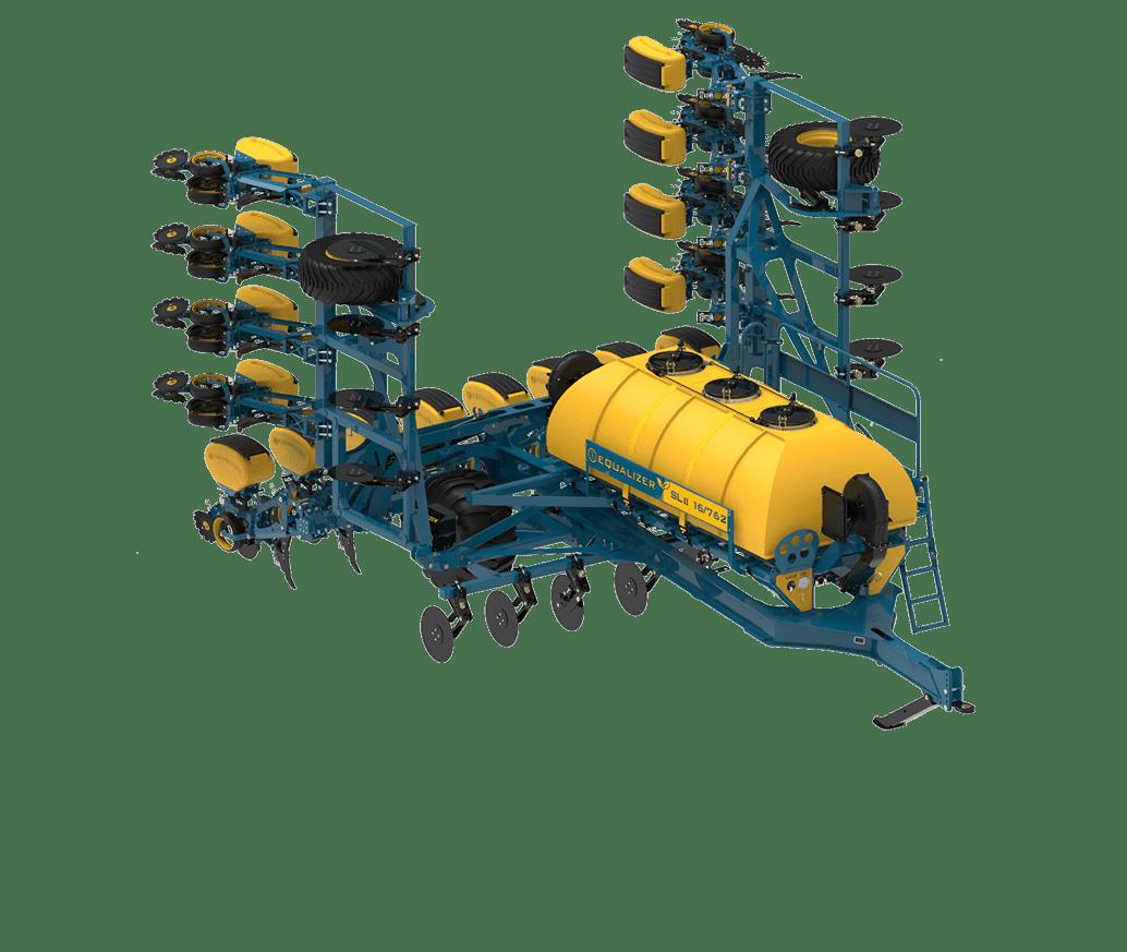 Equalizer Min-Till SL II Precision Planter