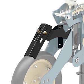 Equalizer Min-Till Tine Seeder wheel scraper | www.equalizer.co.za